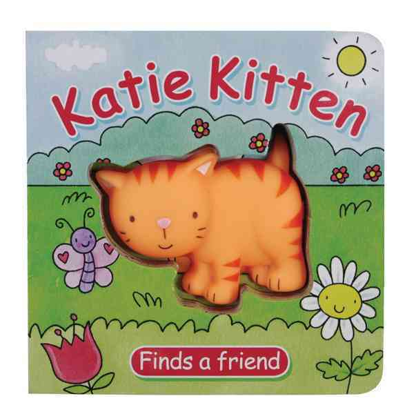 Katie Kitten Finds a Friend By Fabiny, Sarah/ Hughes, Cathy (ILT)